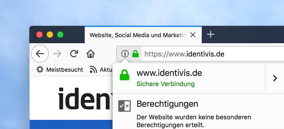 Warum Ihre Praxis-Website jetzt unbedingt eine sichere HTTPS-Verschlüsselung braucht